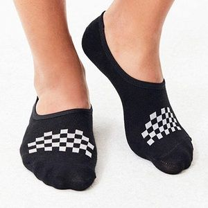 Vans- Women's black no show socks (3 pack)